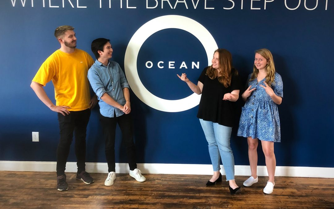 OCEAN Summer 2020 Intern Time Capsule